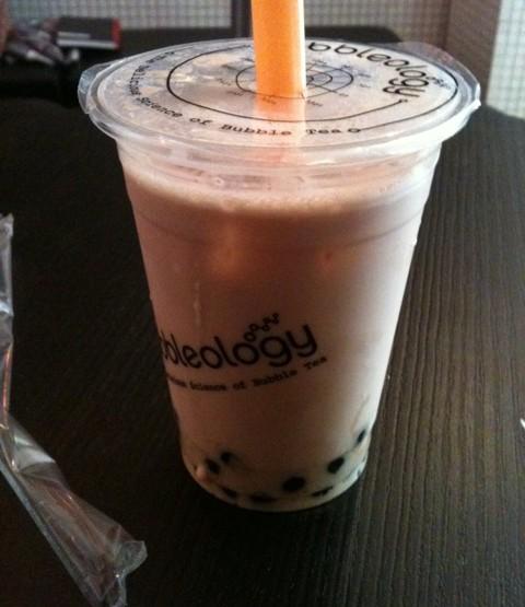 Bubbleology - Taiwanese bubble tea