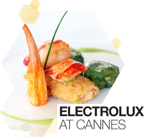 Snap, share & tag!  Flavour of Film Competition - Win a Michelin star meal with Electrolux