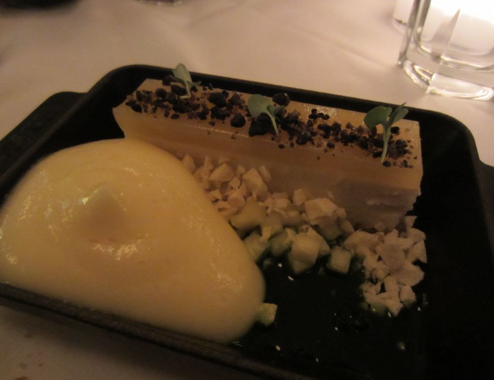 Elegant dining - The Chancery