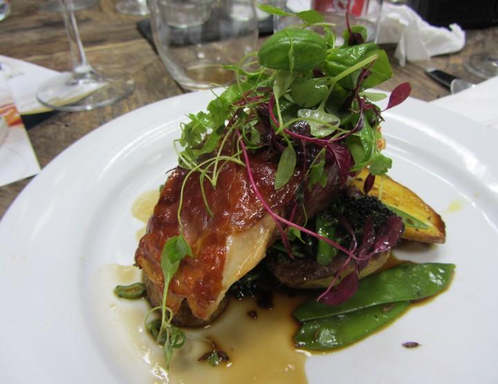 Parma Ham event at The Underground Cookery School
