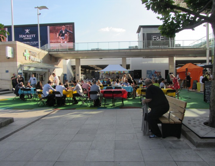 Summer Street-food Festival Launch and discount code - City Pantry