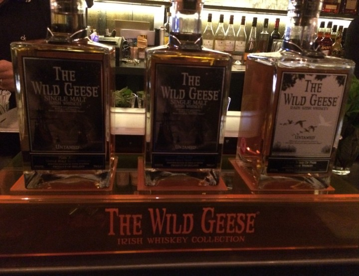 The Wild Geese Chase - Cocktails Masterclass
