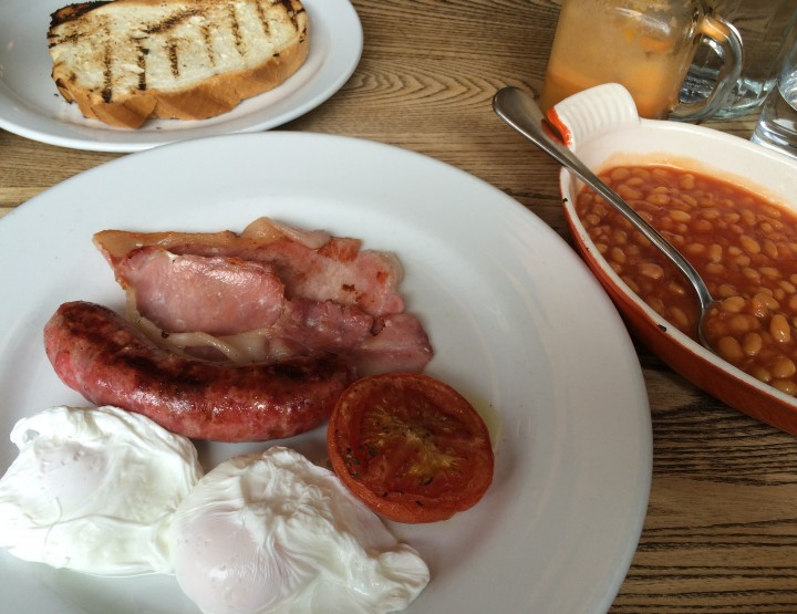 Out of the ordinary - The Ginger Pig café Hoxton