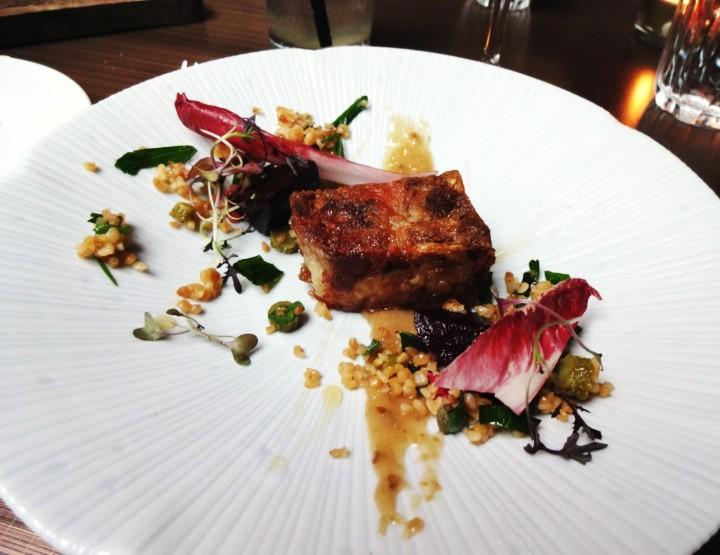 vibrant British small plates - Picture Restaurant