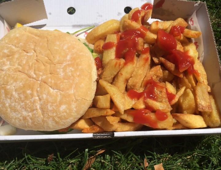My lunchtimes special - Kerbisher & Malt