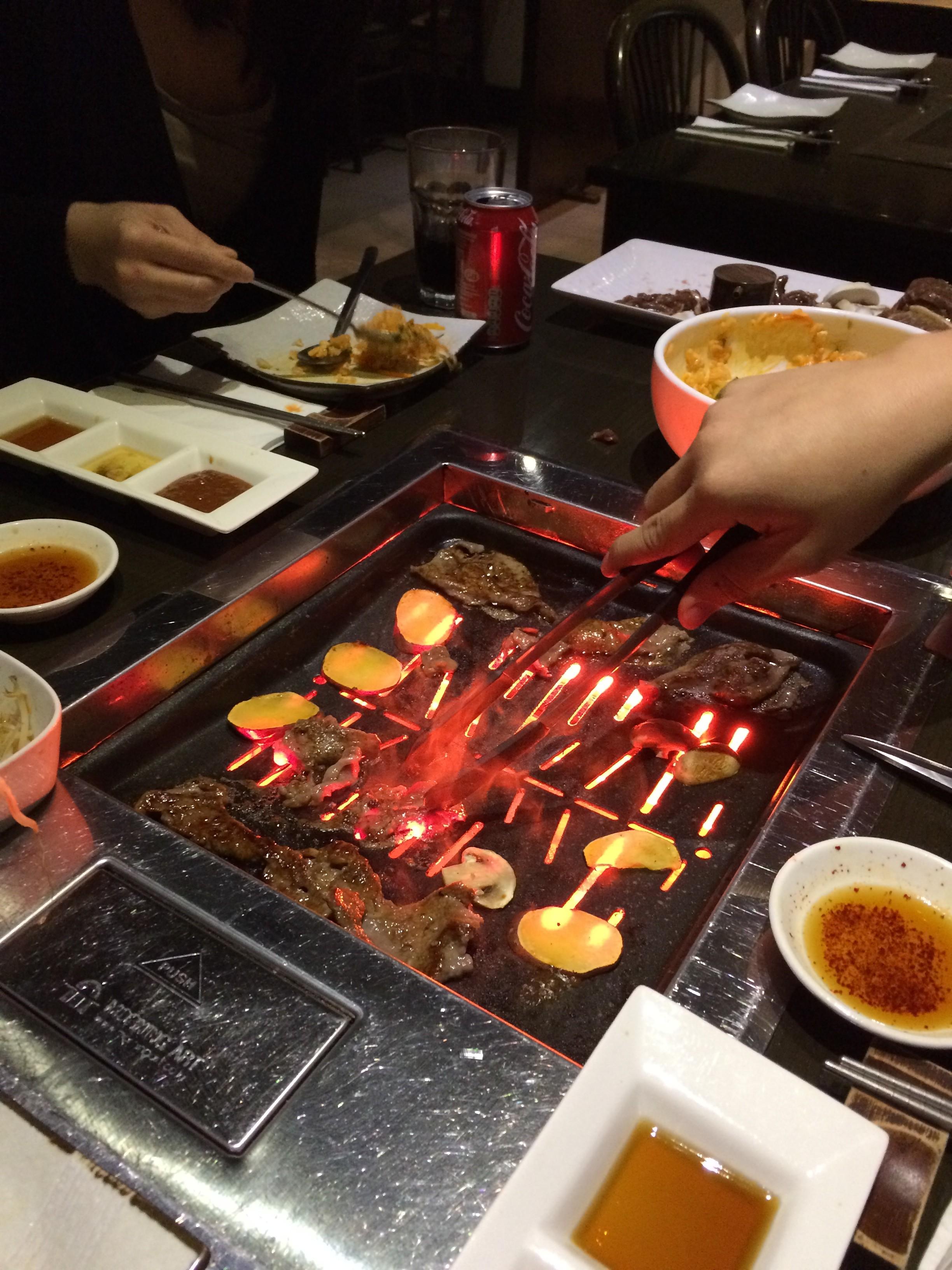 Image Gallery Korean Restaurant Uk