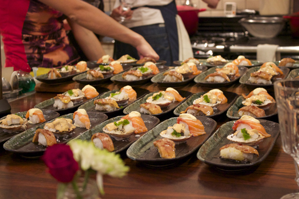 Outstanding - The London Foodie Supperclub