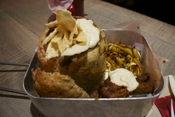 How to murder a Bunnychow