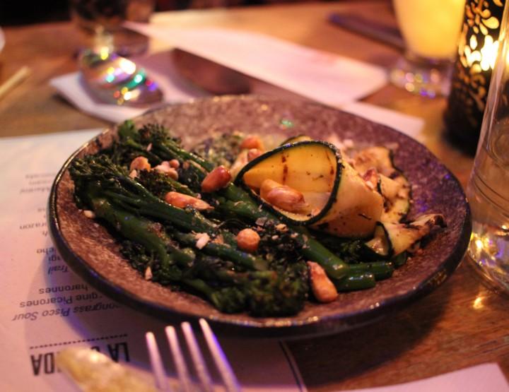 Señor Ceviche - fun vibrant small plates