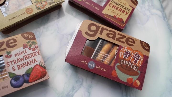 Graze review - Healthy portion snacks