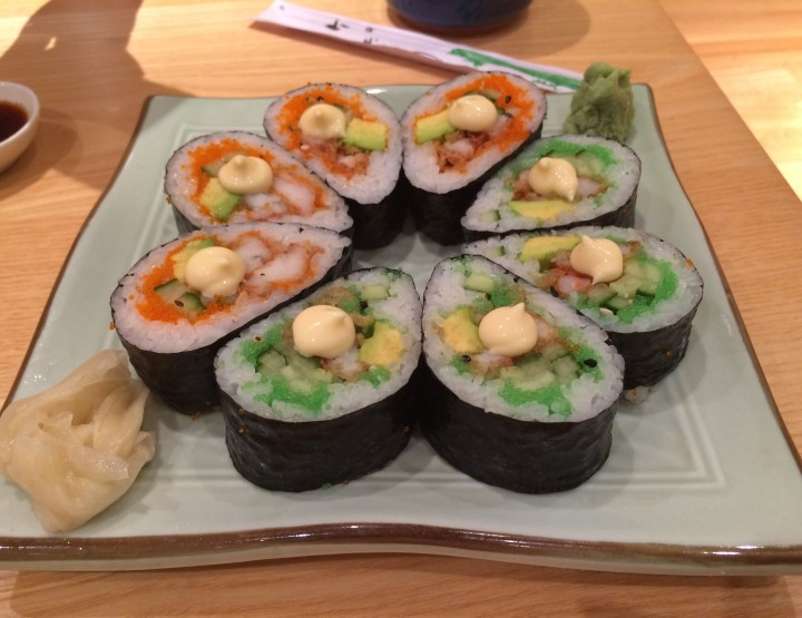 Sapporo Ichiban - Best kept secret sushi buffet