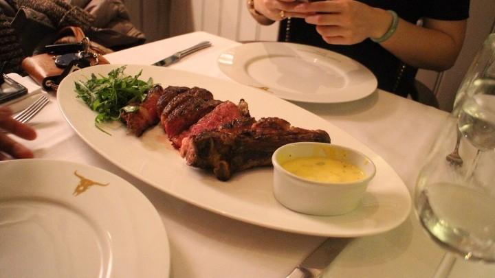 Marco Pierre White London Steakhouse - Elegant dining
