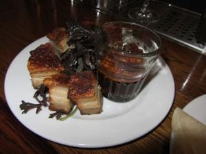 Pork Belly Chicharones