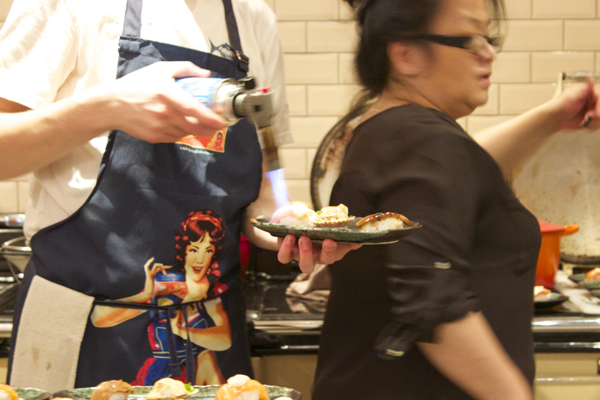 the london foodie supper club
