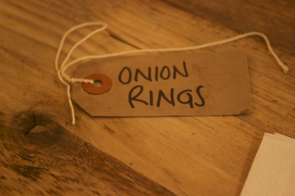 the joint onion rings