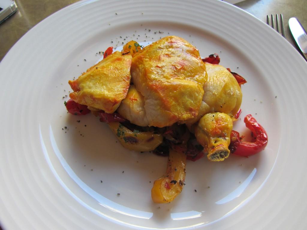 Dijon Chicken Supreme