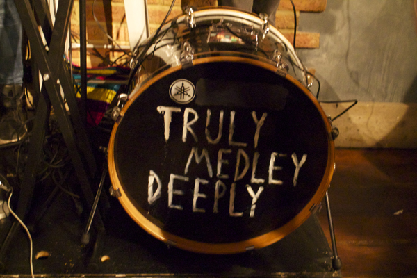 Truly Medley Deeply