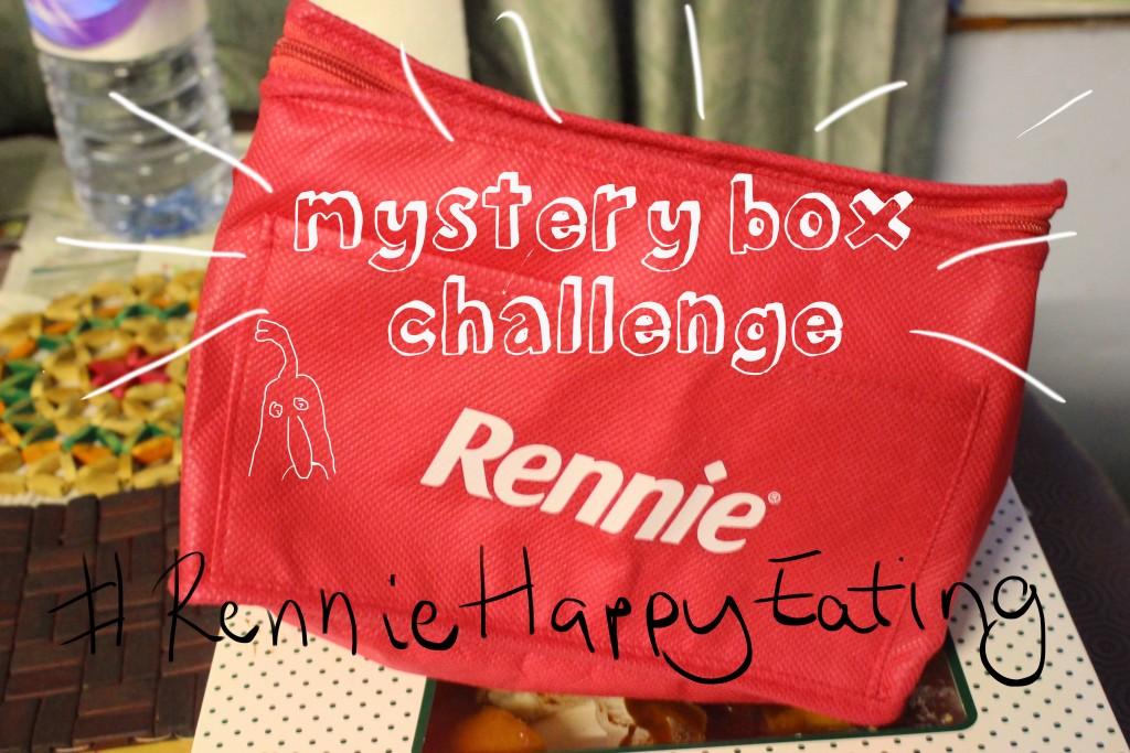 Rennie bloggers mystery box challenge