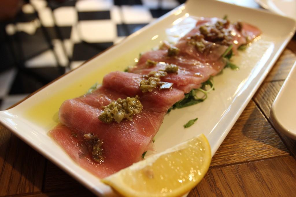 tuna-carpaccio