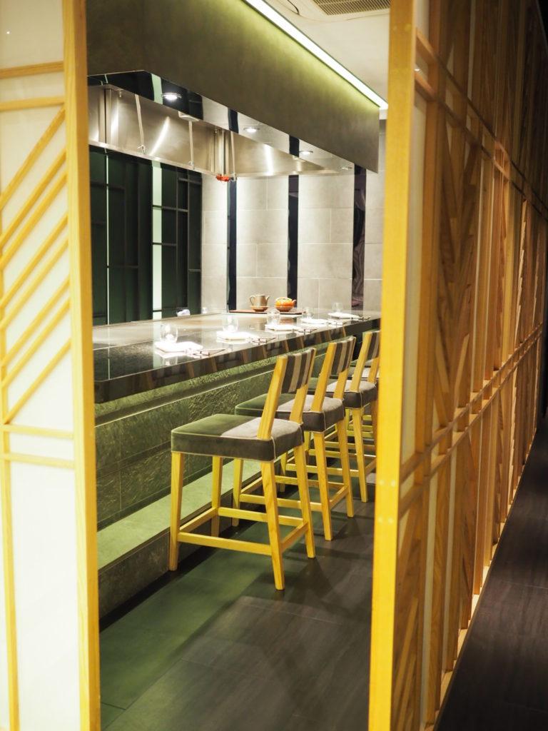 Ginza-Onodera-dining-area