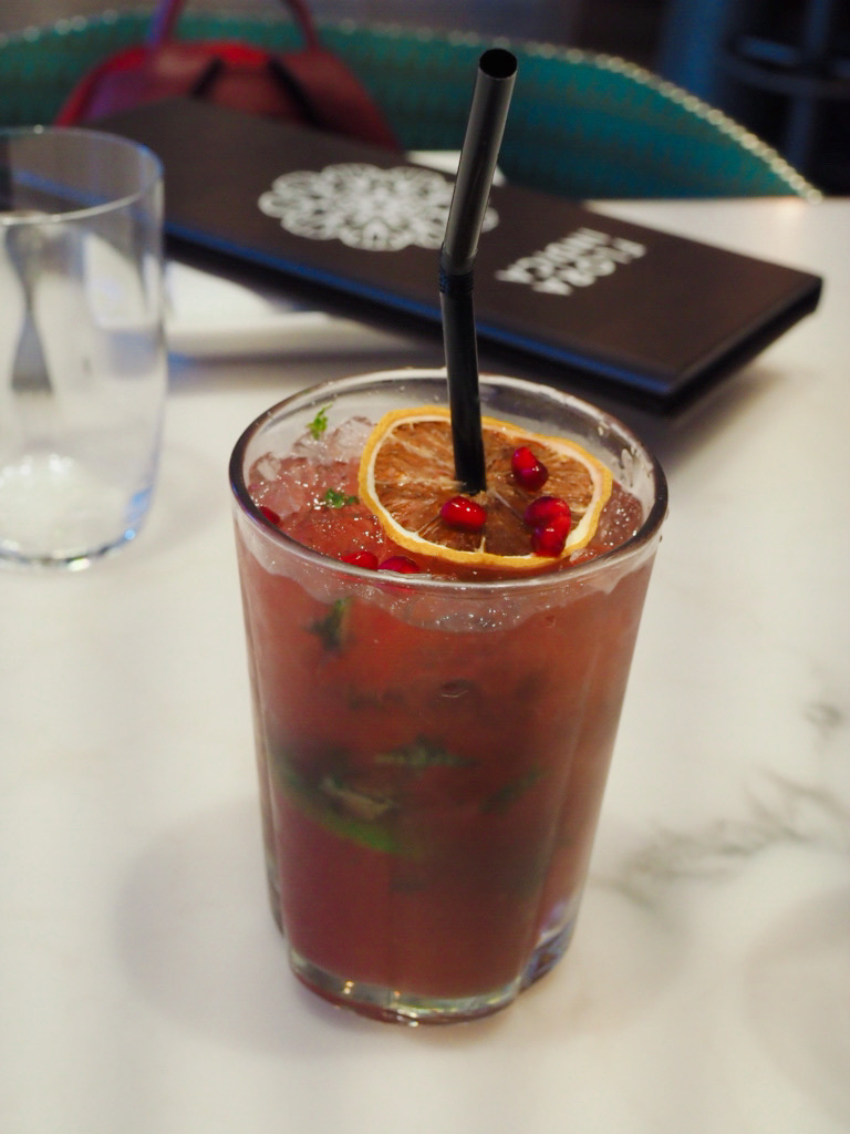 Flavours of Indica mocktail