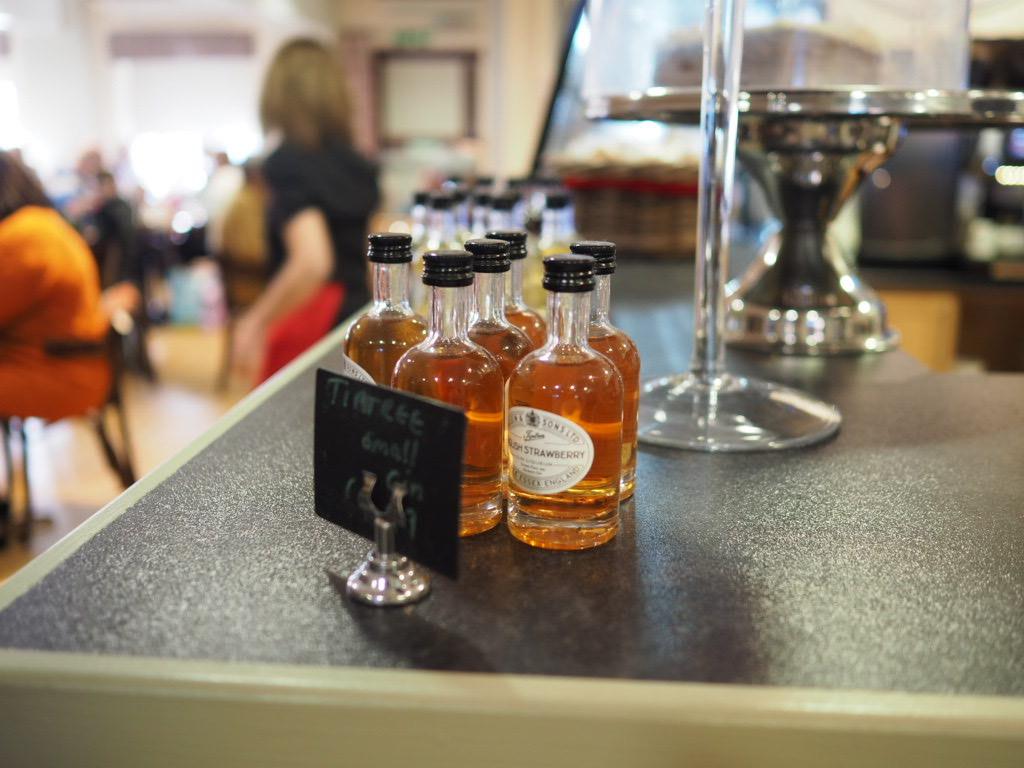Tiptree at Barleylands tea room