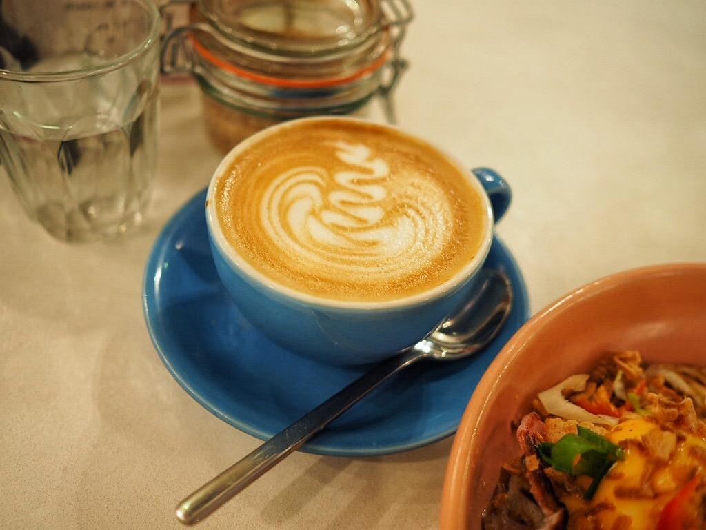 Daisy Green coffee