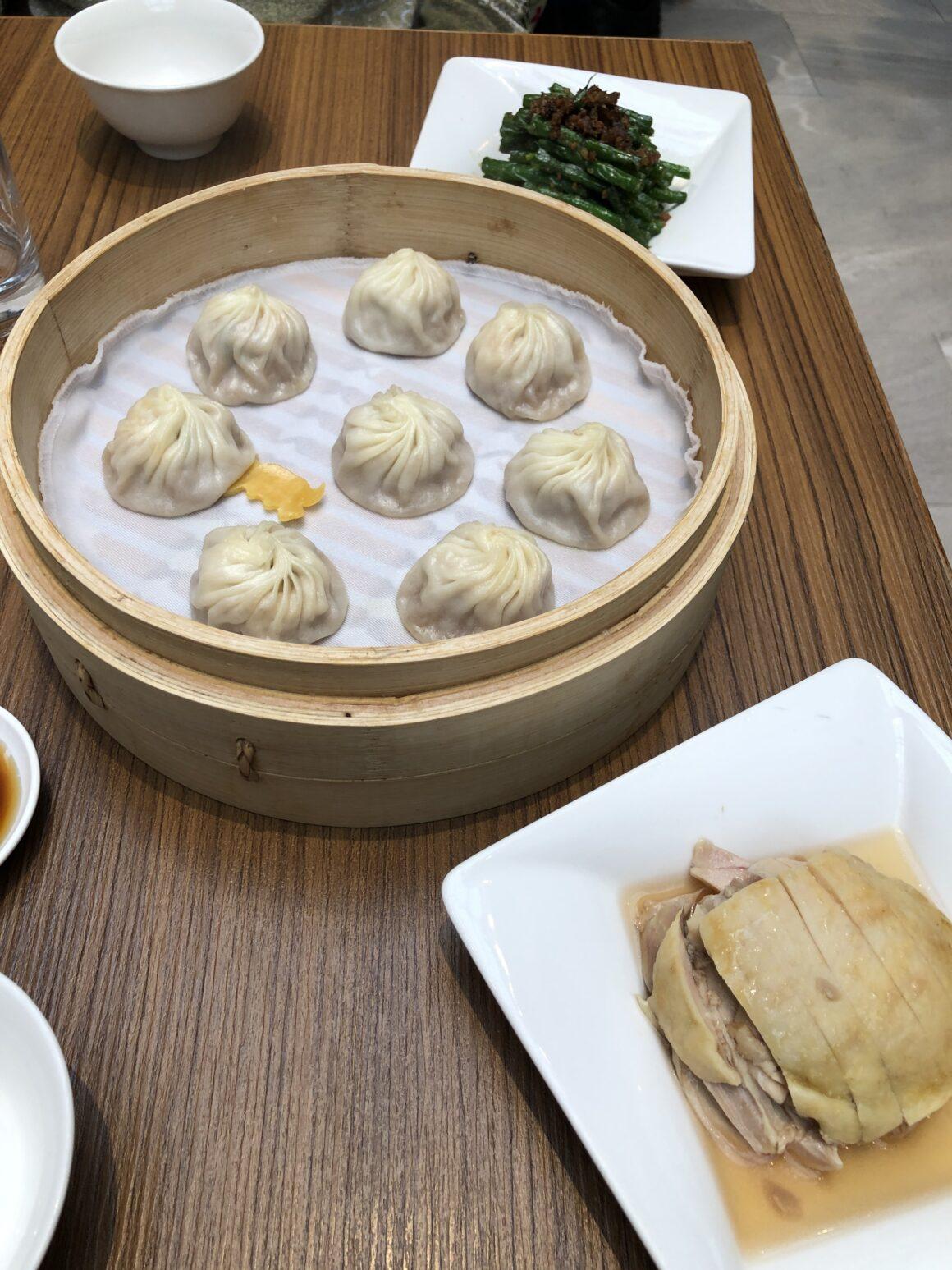 Crab & Kurobuta Pork Xiao Long Bao
