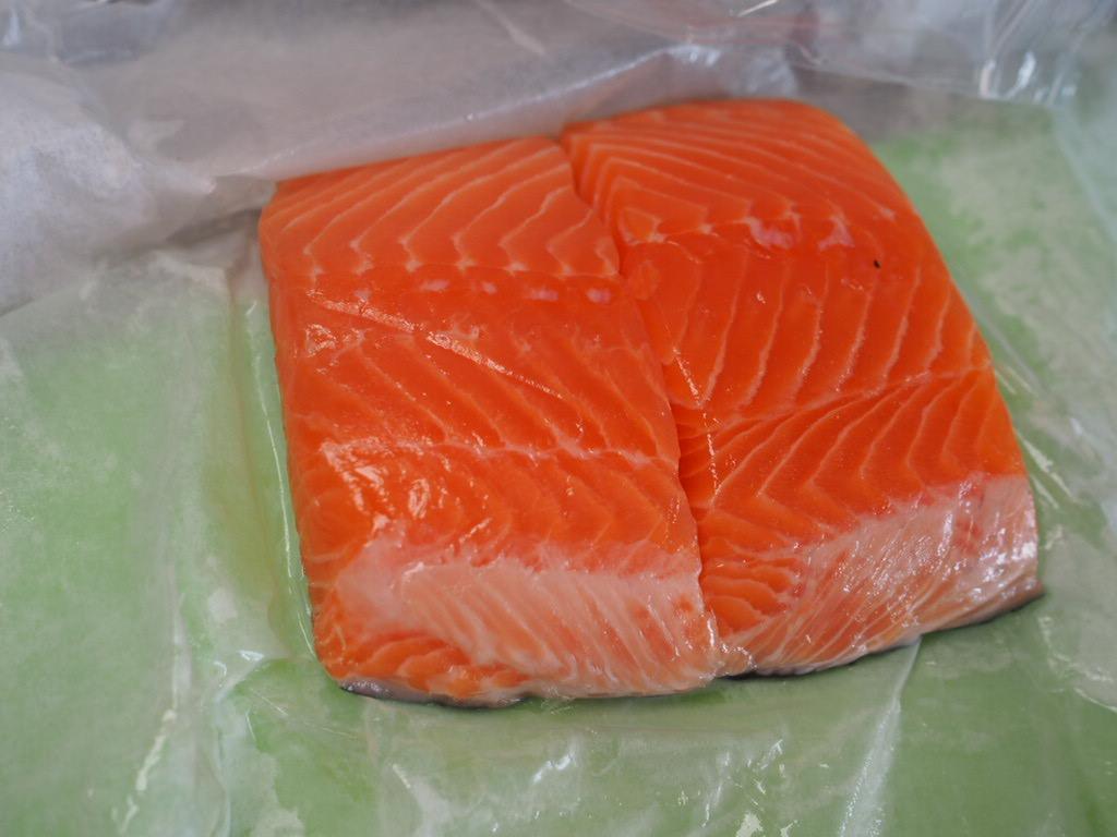 upperscale rare salmon