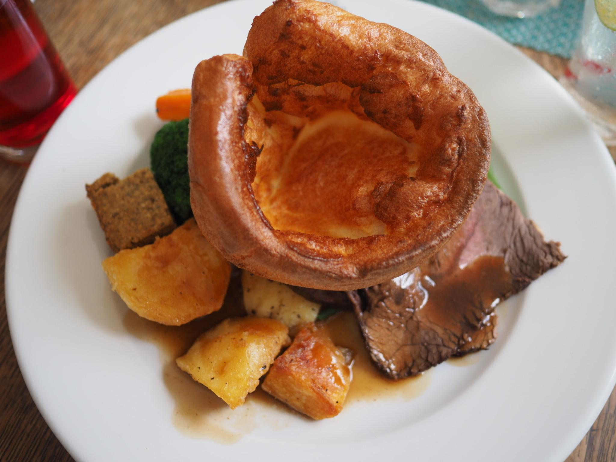 The Sun roast beef Sunday Roasts